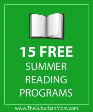 15-free-summer-reading-programs