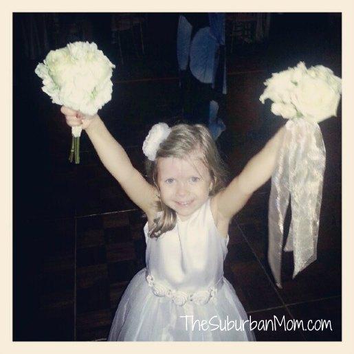 Flower Girl Wedding Flowers