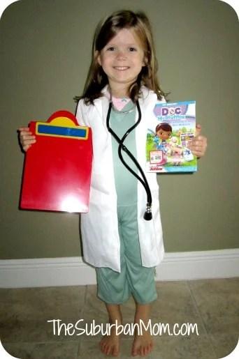 Disney Junior Doc McStuffins Dress Up