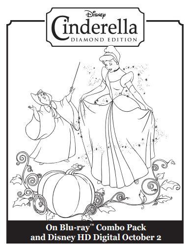 Bibbidi-Bobbidi-Boo! Cinderella is Now Available On Blu