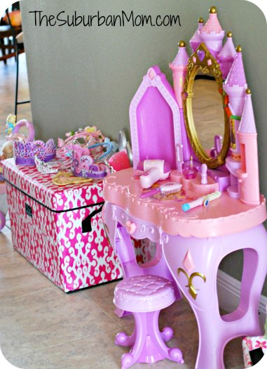 Disney Princess Beauty Vanity Costume