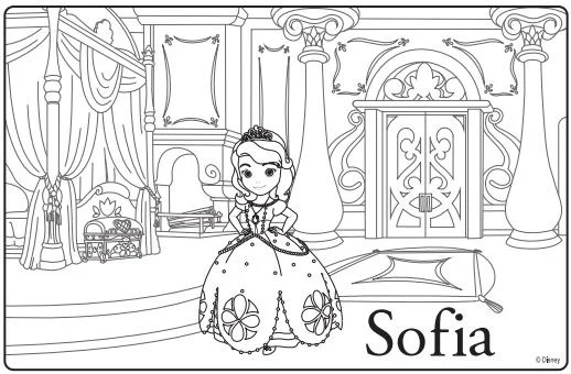 Disney Junior's Sofia The First New Series Starts January
