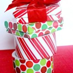 Duck Tape Craft Gift Boxes
