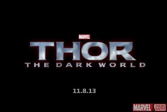 Disney Marvel Thor 2 Sequel Dark World