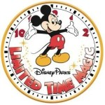 Disney Parks Limited Time Magic
