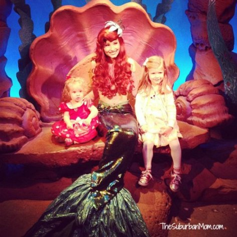 Little Mermaid Ariel #NewFantasyLand