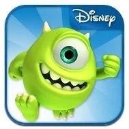 Monsters Inc Run App Disney Free