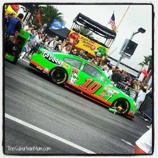 NASCAR Go Daddy Danica Patric