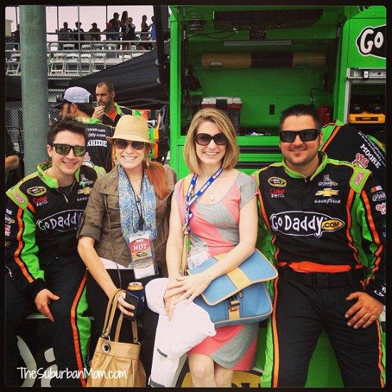 NASCAR Go Daddy Pit Crew