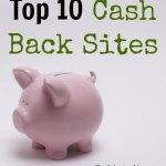 Top 10 Cash Back Sites