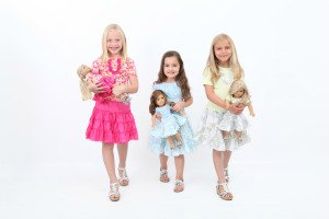 4 Ever Princess Me and Dolly Dress Set Collection