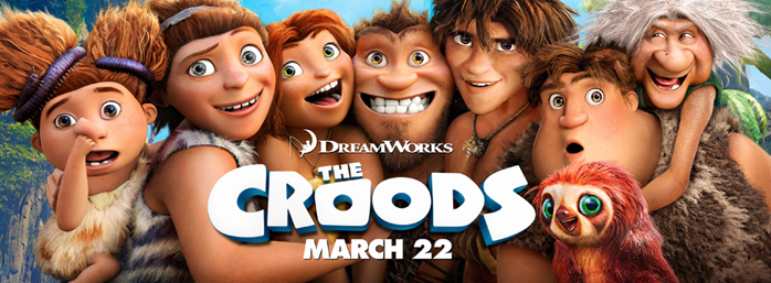 The Croods Dreamworks