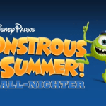 Disney Parks Monstrous Summer All-Nighter