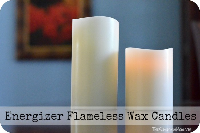 Energizer Flameless Wax Candles
