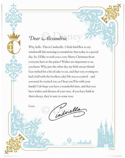 cinderella-letter