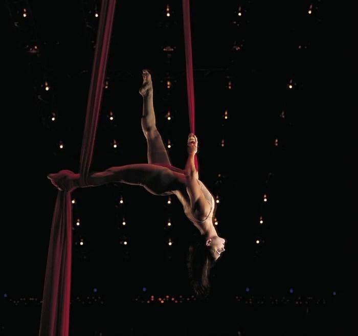 Cirque du Soleil Quidam Airial