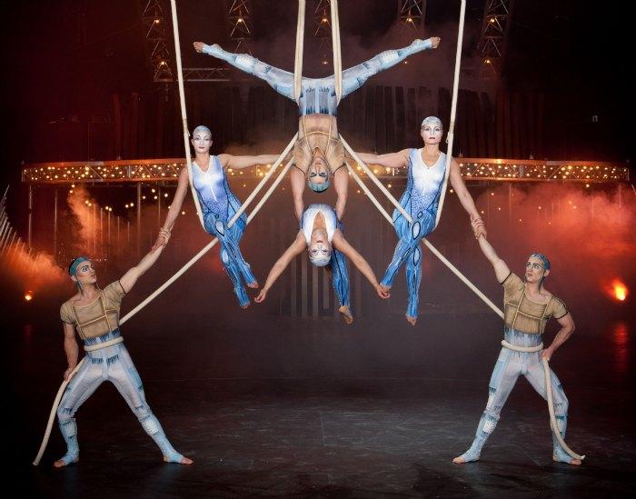 Cirque du Soleil Quidam Spanish Web Mie Bouchard