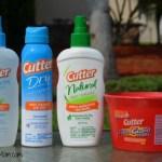 Cutter Bug Spray Repellant
