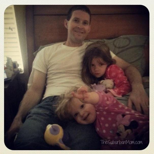 Dad girls