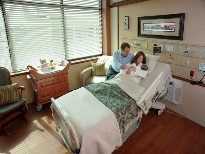 Dr. P. Phillips Baby Place At Winter Park Memorial Hospital Family