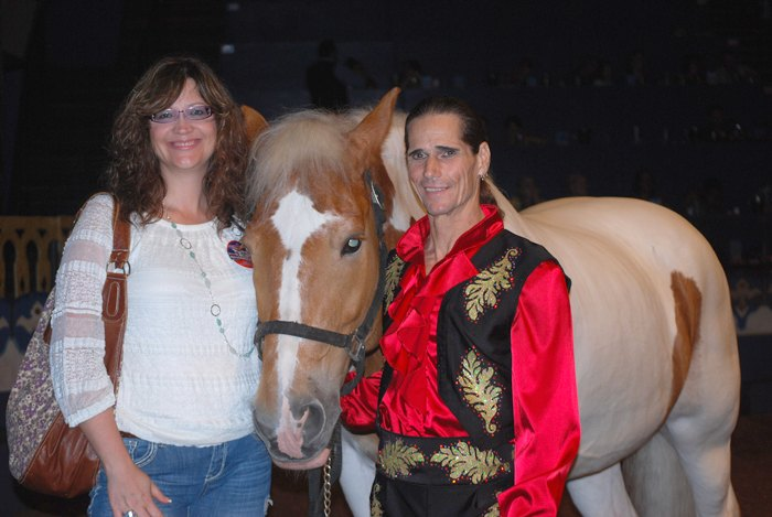Arabian Nights Horse