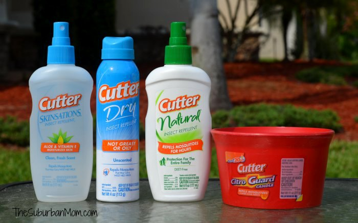 Cutter Bug Spray Repellent