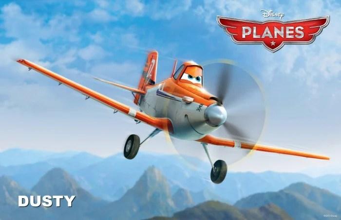 Disney Planes Dusty