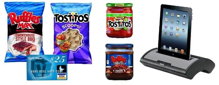 Frito-Lay Summer Prize Pack
