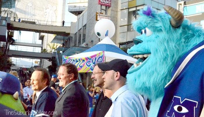 Monsters University Billy Crystal