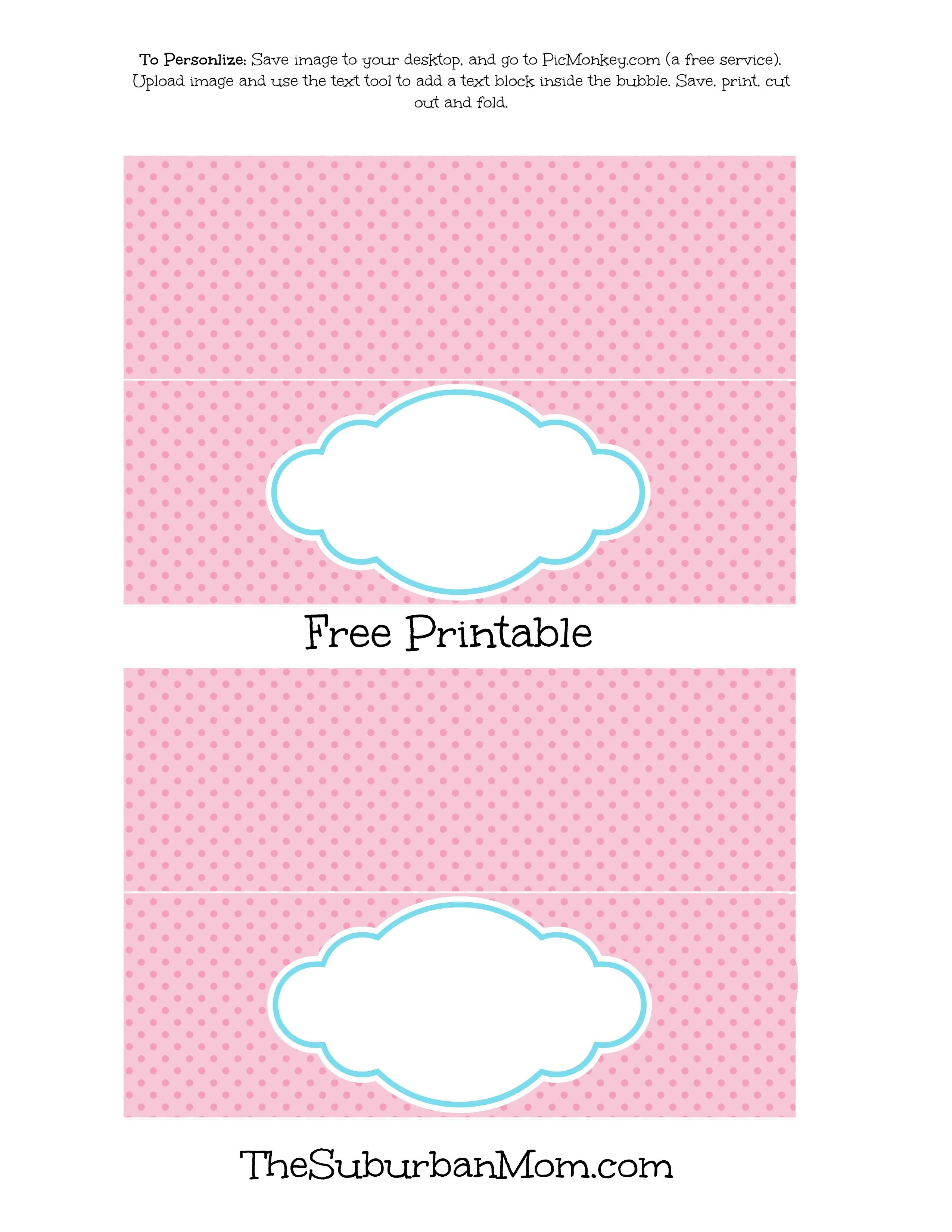 Cool Off With A Summer Ice Cream Party Free Printables