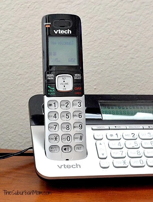 Vtech CS6859 cordless telephone