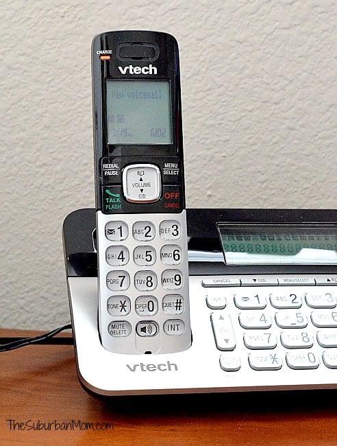 Vtech CS6859 cordless telephone