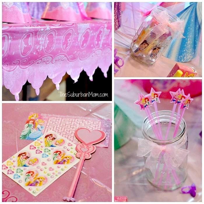 Disney Princess Party Favors