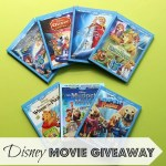 Disney 7 Movie Giveaway