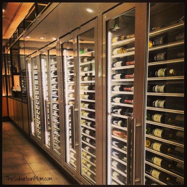 California Grill Wine Selection