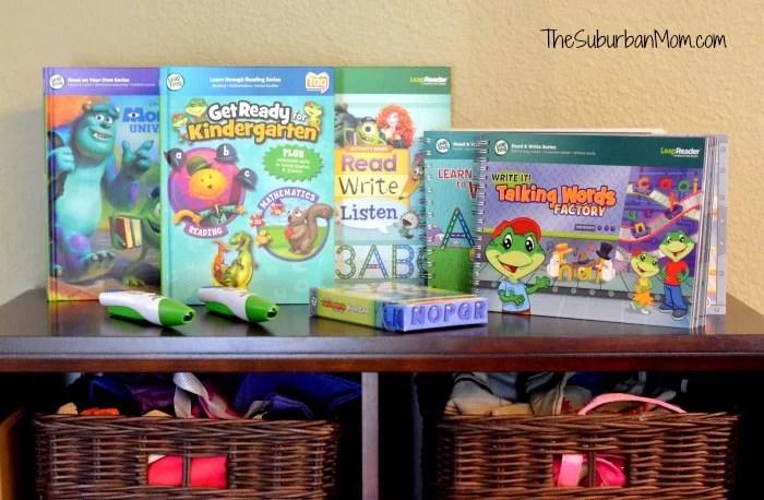 LeapFrog LeapReader Tag Books