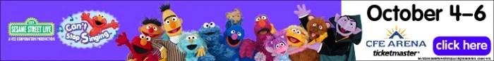 Sesame Street Live Orlando