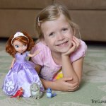Sofia The First Talking Doll Review