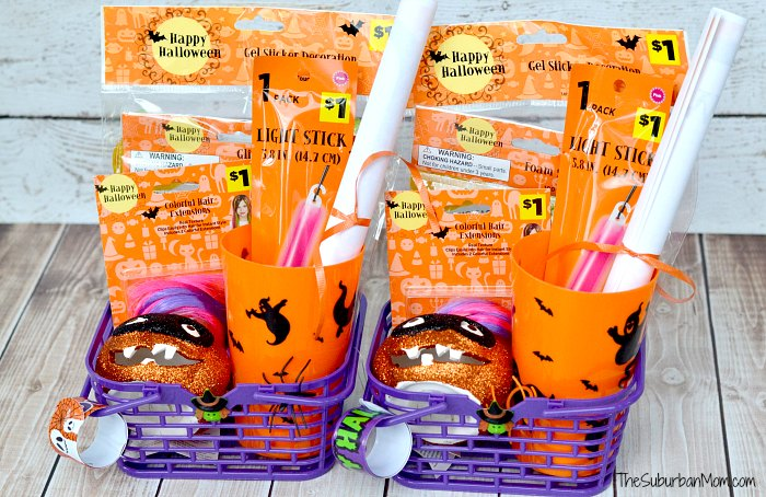 Halloween Boo Treat Baskets