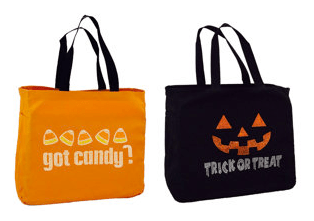 Just Jen Halloween Treat Bag