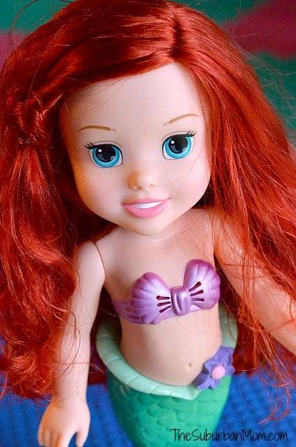 Ariel Singing Doll