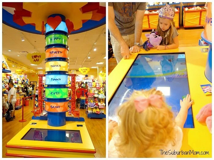 Build A Bear Workshop Love Me Station