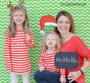 DIY Christmas Photobooth