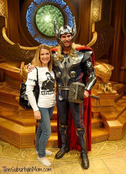 Treasures of Asgard Thor #FreeLoki