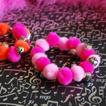 Animal Bracelet Muppet Craft