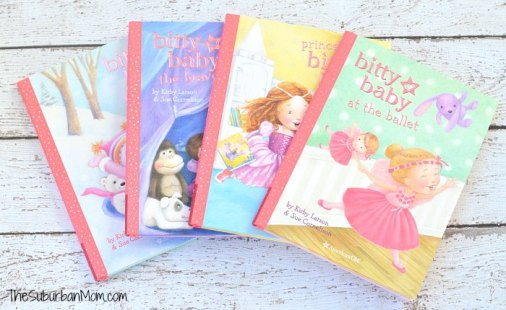 Bitty Baby Books