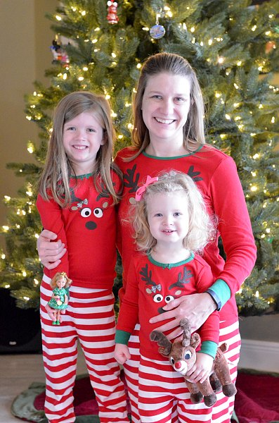 Christmas PJs Gymboree