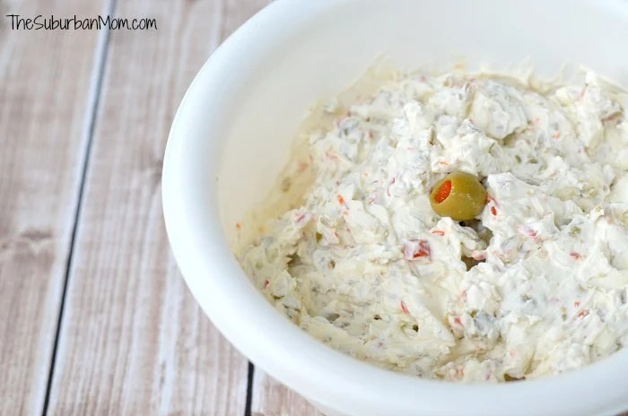 Cream Cheese Olive Dip