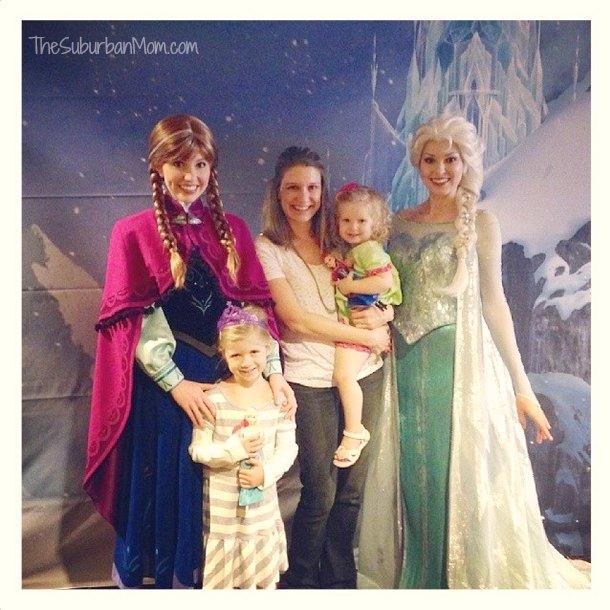 Disney Frozen Princess Anna Elsa