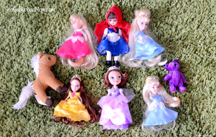 Disney Princess Sofia Dolls